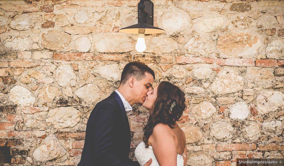 Il matrimonio di Nazareno e Gabriella a Caramanico Terme, Pescara