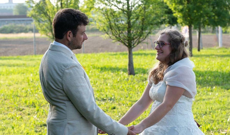 Il matrimonio di Matteo e Serena a Selvazzano Dentro, Padova