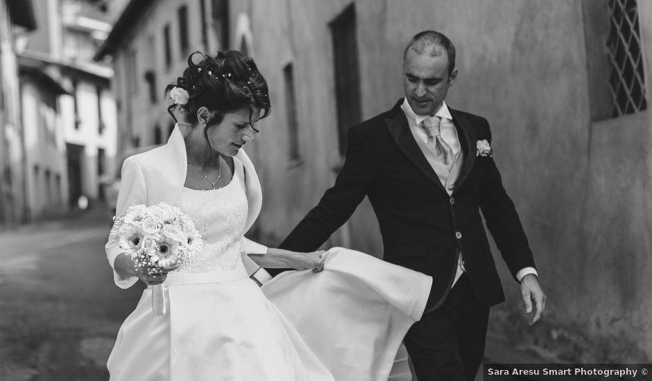 Il matrimonio di Ezio e Tiziana a Albano Sant'Alessandro, Bergamo