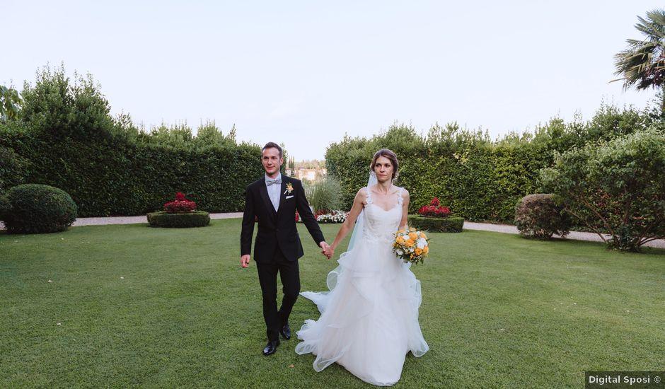 Il matrimonio di Matteo e Francesca a Lucca, Lucca