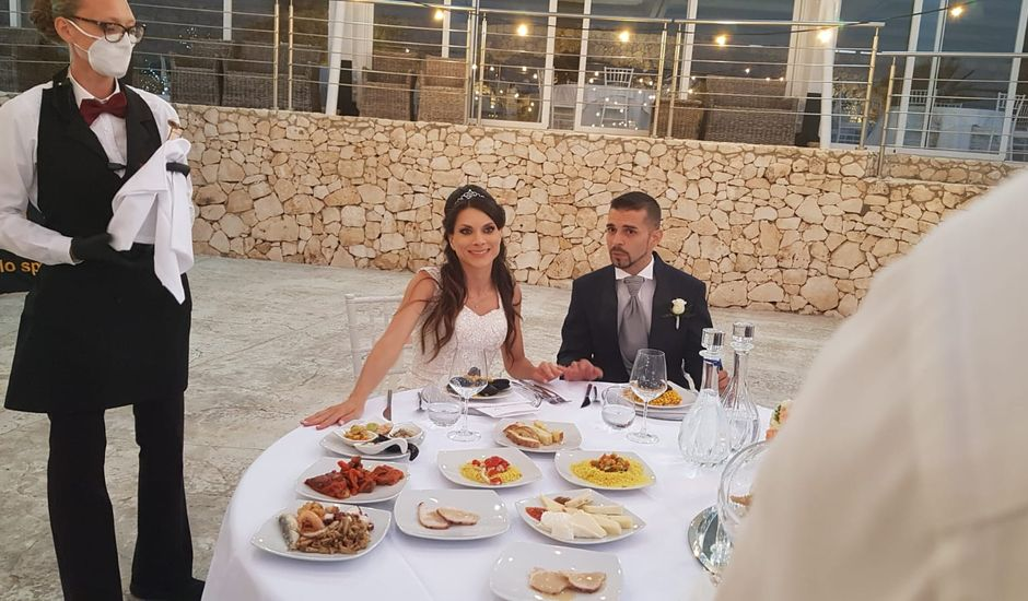 Il matrimonio di Lorenzo e Daniela  a Augusta, Siracusa