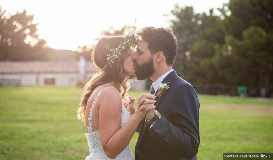 Il matrimonio di Luca e Silvia a Corleone, Palermo