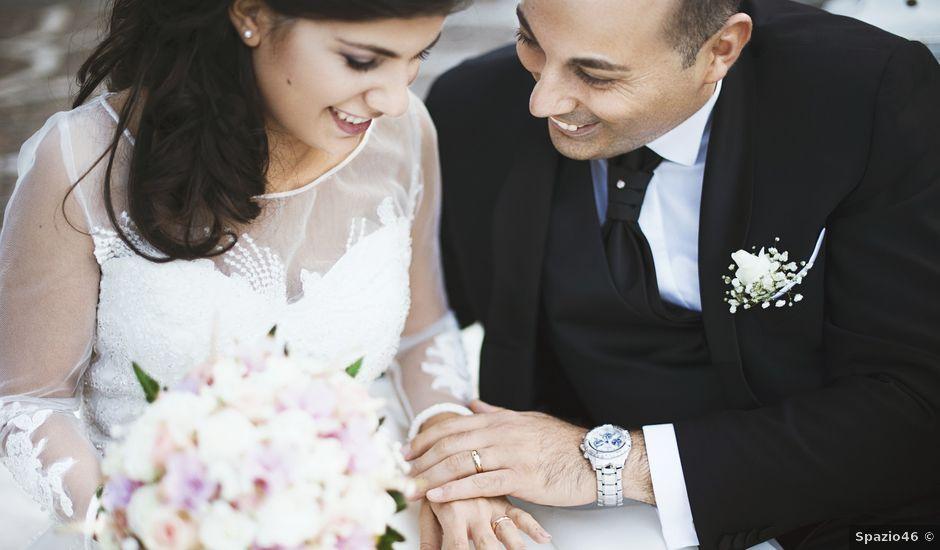 Il matrimonio di Pasquale e Anna a Somma Vesuviana, Napoli
