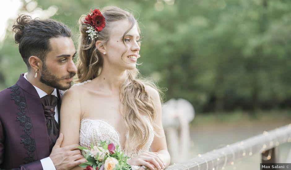 Il matrimonio di Francesco e Selene a Castel San Pietro Terme, Bologna