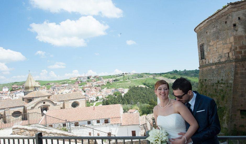Il matrimonio di Vito e Angela a Rocchetta Sant'Antonio, Foggia