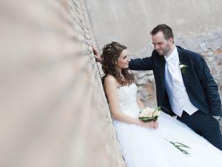 Le nozze di Veronica e Emmanuele