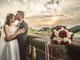 Le nozze di Sorina e Francesco