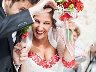 Le nozze di Elisa e Lorenzo