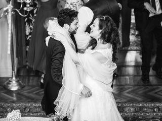 Le nozze di Valentina e Mario 1