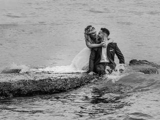 Le nozze di Gianfranco e Marialuisa
