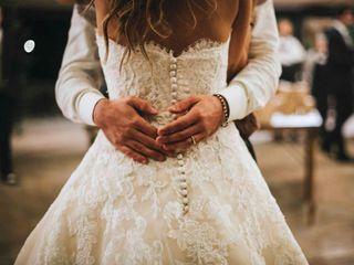 Le nozze di Sara e Eugenio