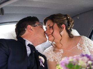 Le nozze di Gessica e Giacomo