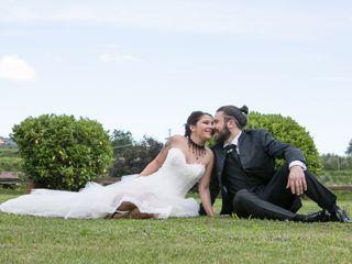 Le nozze di Davide e Katerine