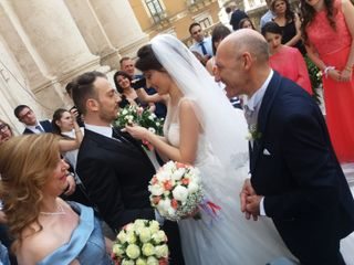 Le nozze di Debora e Salvo