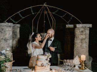 Le nozze di Annamaria e Gaetano