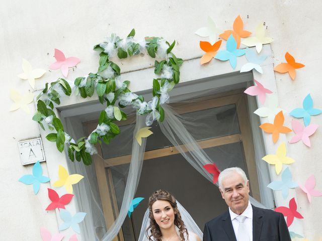 Il matrimonio di Emmanuele e Veronica a Roma, Roma 44