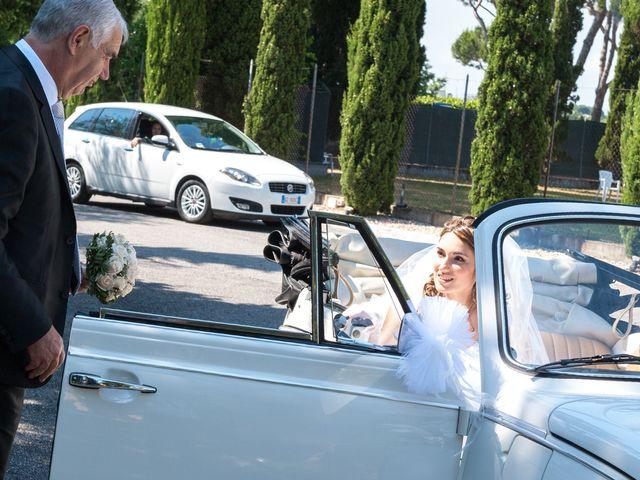 Il matrimonio di Emmanuele e Veronica a Roma, Roma 49