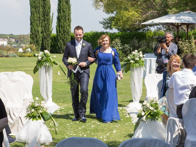 Il matrimonio di Emmanuele e Veronica a Roma, Roma 53