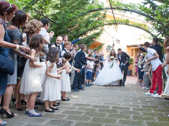 Il matrimonio di Emmanuele e Veronica a Roma, Roma 75