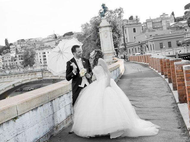 Il matrimonio di Emmanuele e Veronica a Roma, Roma 80