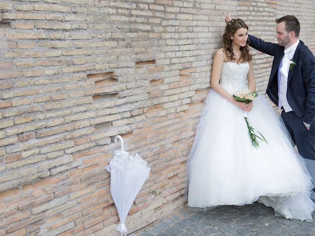 Il matrimonio di Emmanuele e Veronica a Roma, Roma 82