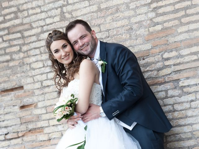 Il matrimonio di Emmanuele e Veronica a Roma, Roma 85