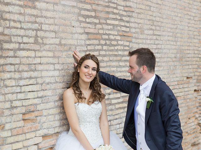Il matrimonio di Emmanuele e Veronica a Roma, Roma 86