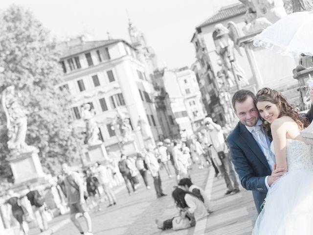 Il matrimonio di Emmanuele e Veronica a Roma, Roma 87
