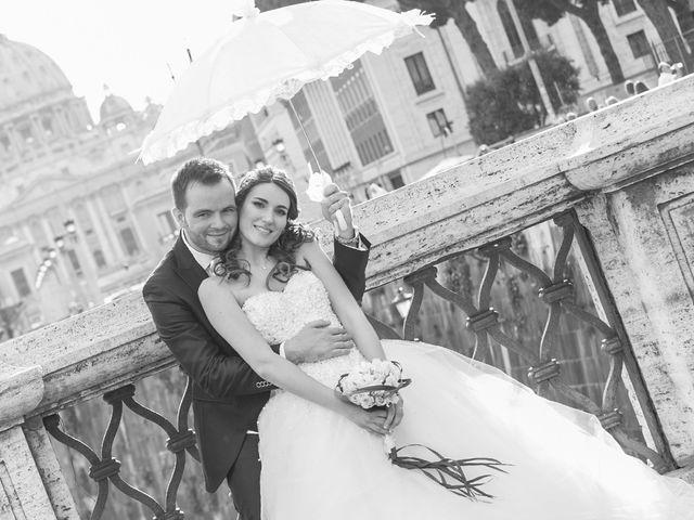 Il matrimonio di Emmanuele e Veronica a Roma, Roma 88