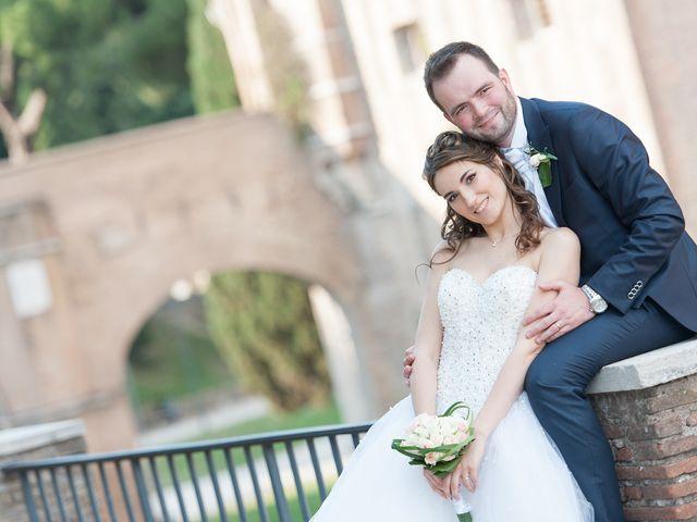 Il matrimonio di Emmanuele e Veronica a Roma, Roma 90