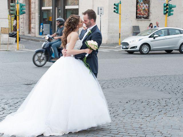Il matrimonio di Emmanuele e Veronica a Roma, Roma 98