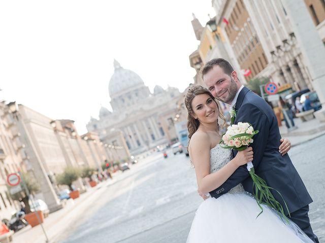 Il matrimonio di Emmanuele e Veronica a Roma, Roma 99