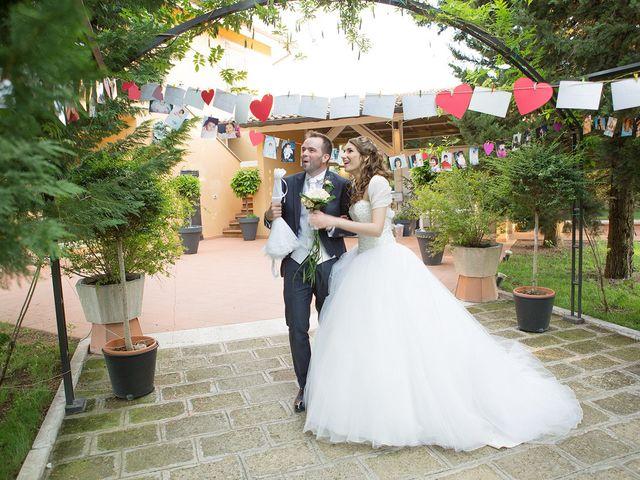 Il matrimonio di Emmanuele e Veronica a Roma, Roma 100