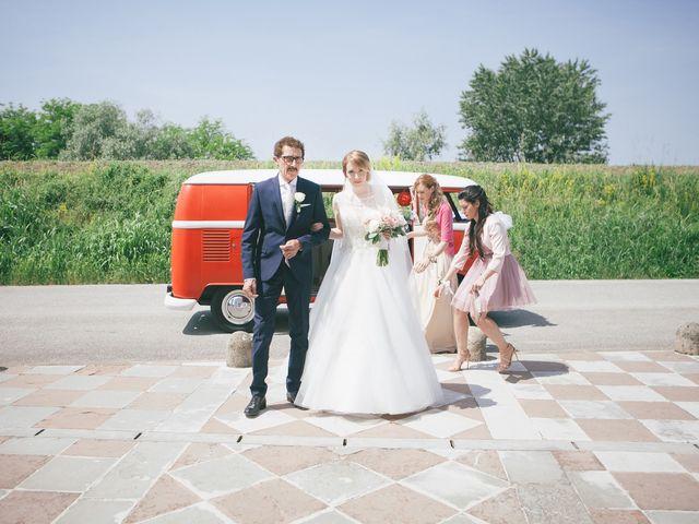 Il matrimonio di Veronica e Federico a Gorgo al Monticano, Treviso 19