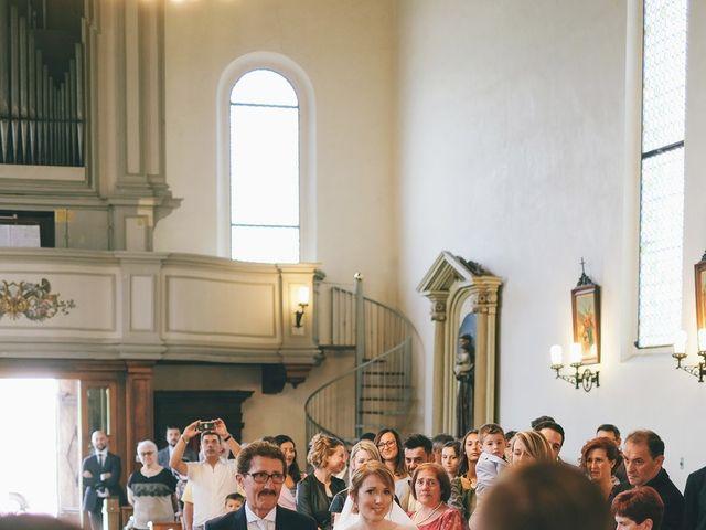 Il matrimonio di Veronica e Federico a Gorgo al Monticano, Treviso 20