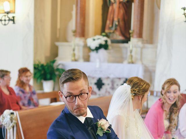 Il matrimonio di Veronica e Federico a Gorgo al Monticano, Treviso 26