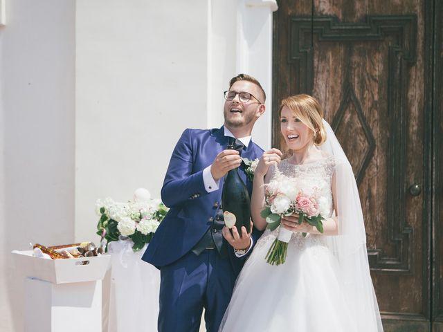 Il matrimonio di Veronica e Federico a Gorgo al Monticano, Treviso 32