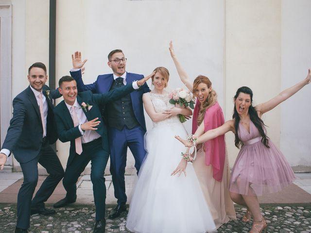 Il matrimonio di Veronica e Federico a Gorgo al Monticano, Treviso 33