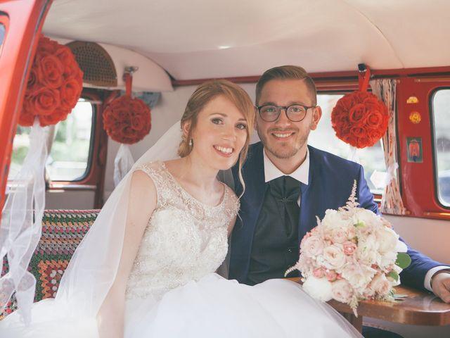 Il matrimonio di Veronica e Federico a Gorgo al Monticano, Treviso 40
