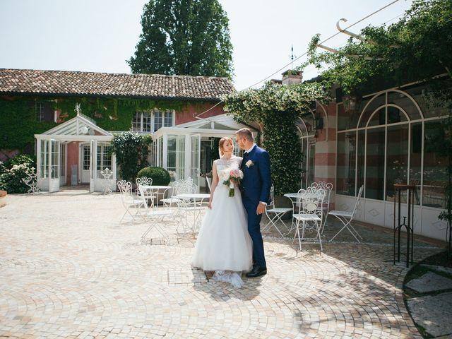 Il matrimonio di Veronica e Federico a Gorgo al Monticano, Treviso 44