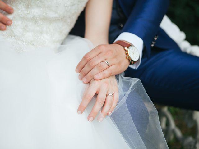 Il matrimonio di Veronica e Federico a Gorgo al Monticano, Treviso 53