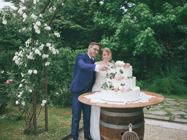 Il matrimonio di Veronica e Federico a Gorgo al Monticano, Treviso 62