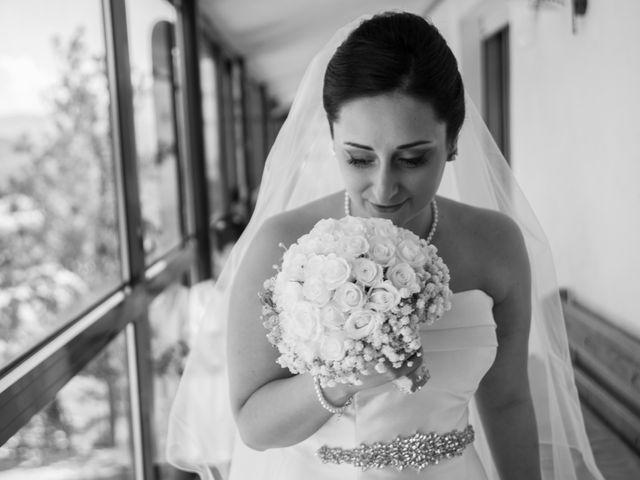 Il matrimonio di Gianluca e Serena a Lauria, Potenza 1
