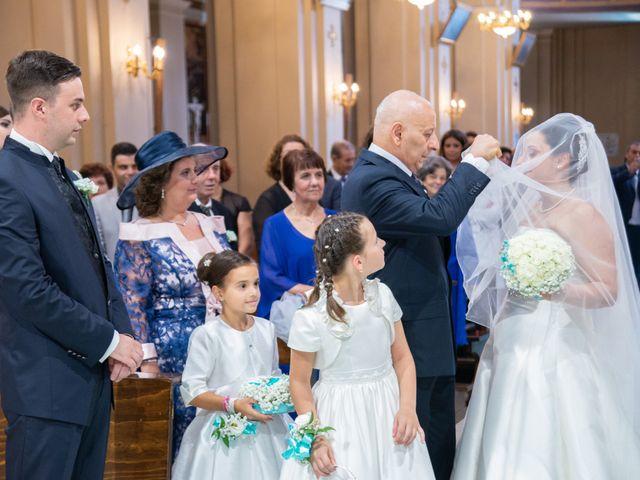 Il matrimonio di Gianluca e Serena a Lauria, Potenza 2