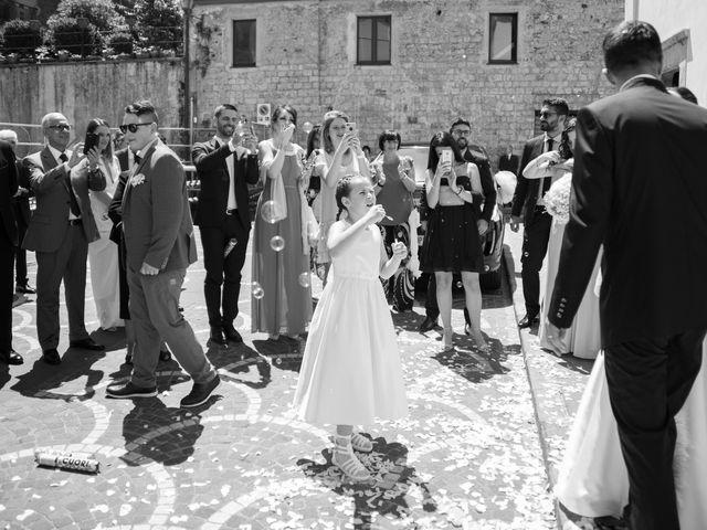 Il matrimonio di Gianluca e Serena a Lauria, Potenza 10