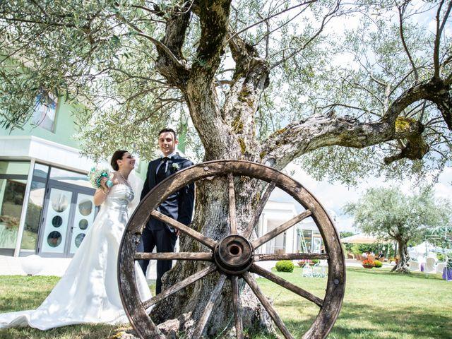 Il matrimonio di Gianluca e Serena a Lauria, Potenza 12