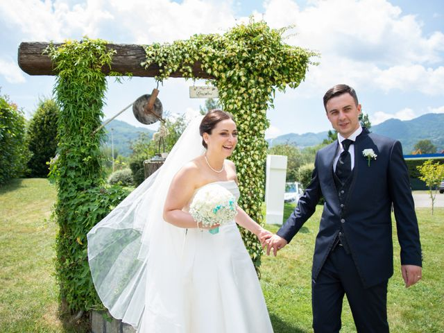 Il matrimonio di Gianluca e Serena a Lauria, Potenza 13