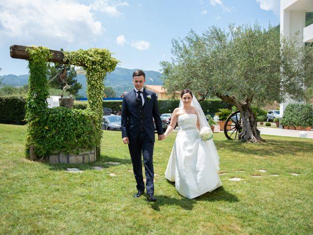 Il matrimonio di Gianluca e Serena a Lauria, Potenza 14