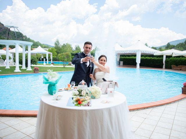 Il matrimonio di Gianluca e Serena a Lauria, Potenza 15