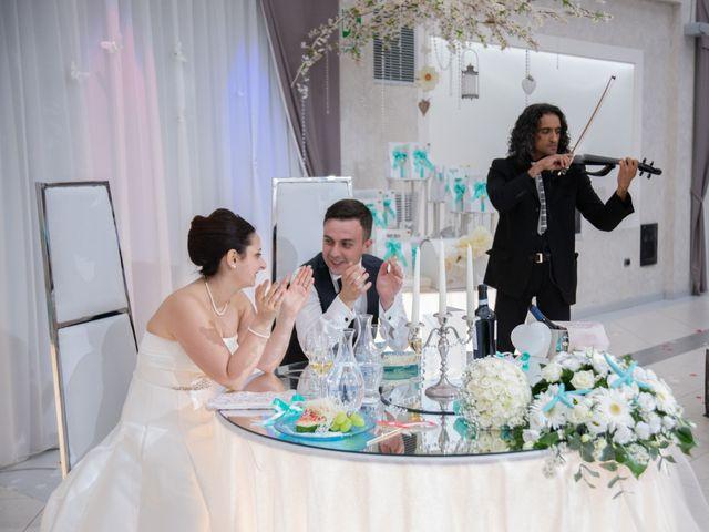 Il matrimonio di Gianluca e Serena a Lauria, Potenza 22
